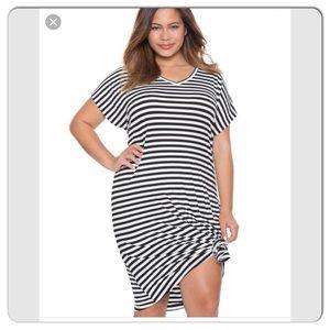 Eloquii T-Shirt Dress